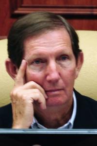 Mayor Craig Fletcher