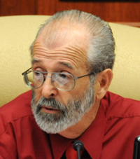 Former Vero Beach City Councilmen Brian Heady
