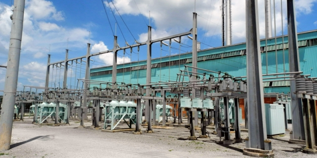 The current substation located at the west of the power plant is set to be relocated to the former postal annex site, which will be deeded to Florida Power & Light.