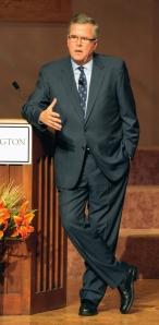 Former two-term Florida Governor Jeb Bush