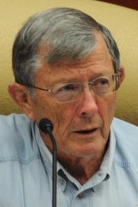 Former Finance Commission member William Teston