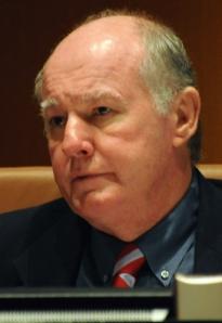 County Administrator Joe Baird