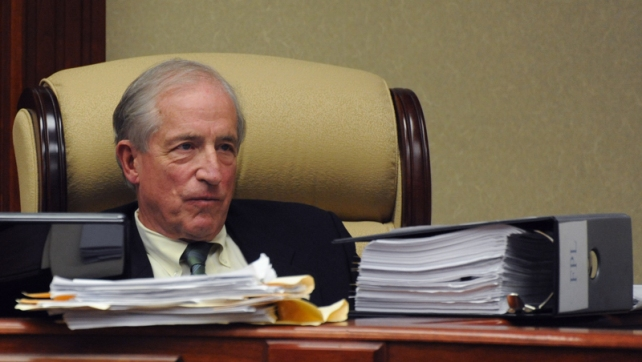 With the proposed purchase and sale agreement between the city and Florida Power & Light, and the FMPA contracts stacked before on the dais, Councilman Richard Winger posed questions and asked for a report from the city's transactional attorney, Rick Miller.