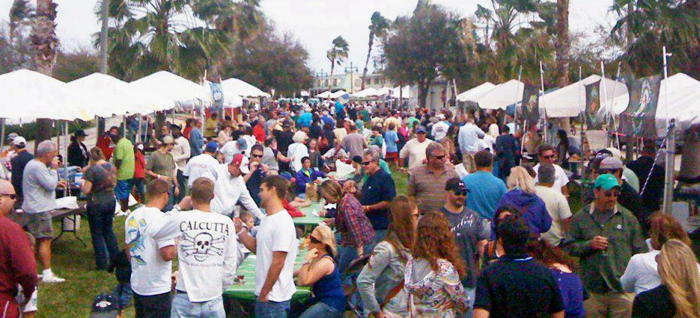 Craft brew wing fest today indian river guardian for Crafts and stuff vero beach