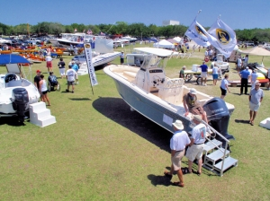 The 31st Annual Sprint Boat Show will be held this weekend in Riverside Park