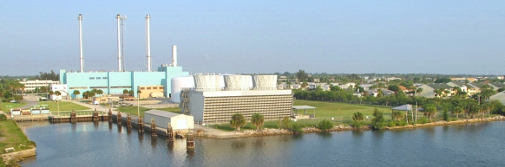 Implementing an earlier decision to decommission the power plant, the Vero Beach City Council yesterday approved a $206,000 contract to South Bay Builders of Vero Beach to remove fuel tanks, water tanks, auxiliary tanks, a fuel building and a storage building. Work is already underway by South Bay to bring down the cooling towers. total of $600,000 has been budgeted in the 2015-2016 fiscal year for demolition on power plant site.