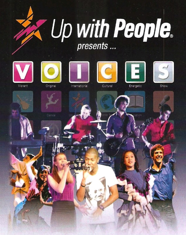 IV.Up With People