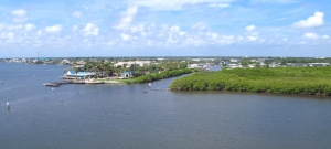In the Vero Isles area alone there are 15 unfiltered storm water outfalls draining into the Lagoon