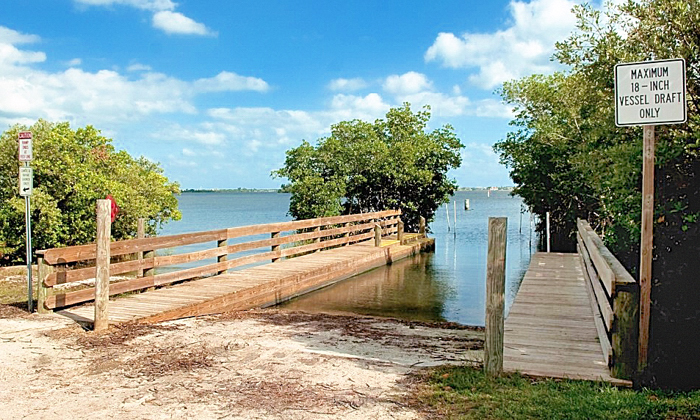 The Indian River County Commission is intent on pressing ahead with plans to dredge and enlarge the Oslo Road boat ramp, yet the only remaining healthy seagrasses in the Lagoon run from Oslo Road south to Fort Pierce.