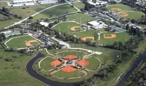 In the baseball world, Historic Dodgertown is sacred ground. Jackie Robinson and many of professional baseball's biggest names over the decades made their way to Vero Beach to play spring training games in Holman Stadium.