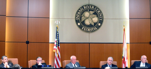 Those who expect the public's business to be carried out with some semblance of reason and civility are shaking their heads wondering what the members of the Indian River County Commission are thinking.