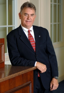 Bill Penney, President of Marine Bank & Trust.