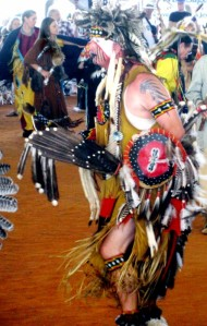 Feb. 6 - Pow Wow winddancer.B