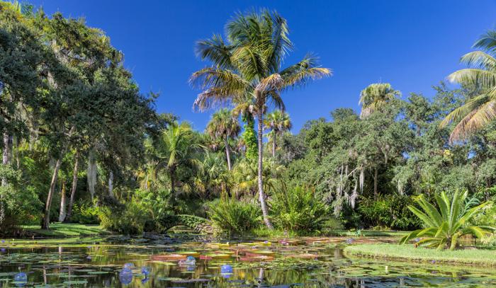 Mckee Botanical Garden Named Macy S Heart Your Park Recipient Insidevero