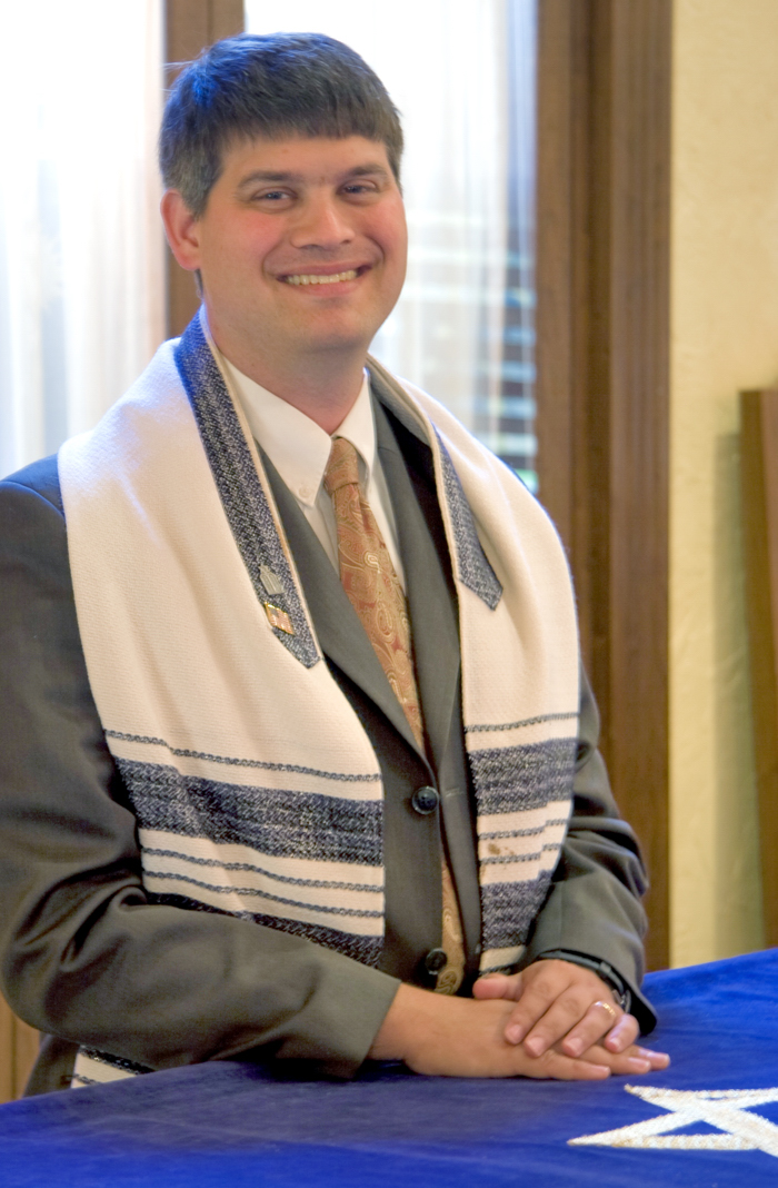 Rabbi Michael Birnholz: A little bit of hobby and a lot of passion