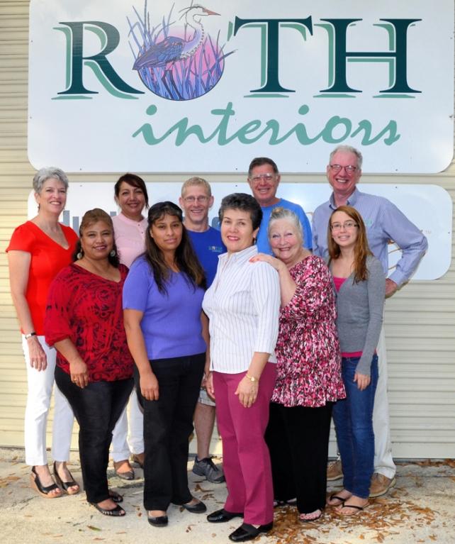 The Roth Interior Team