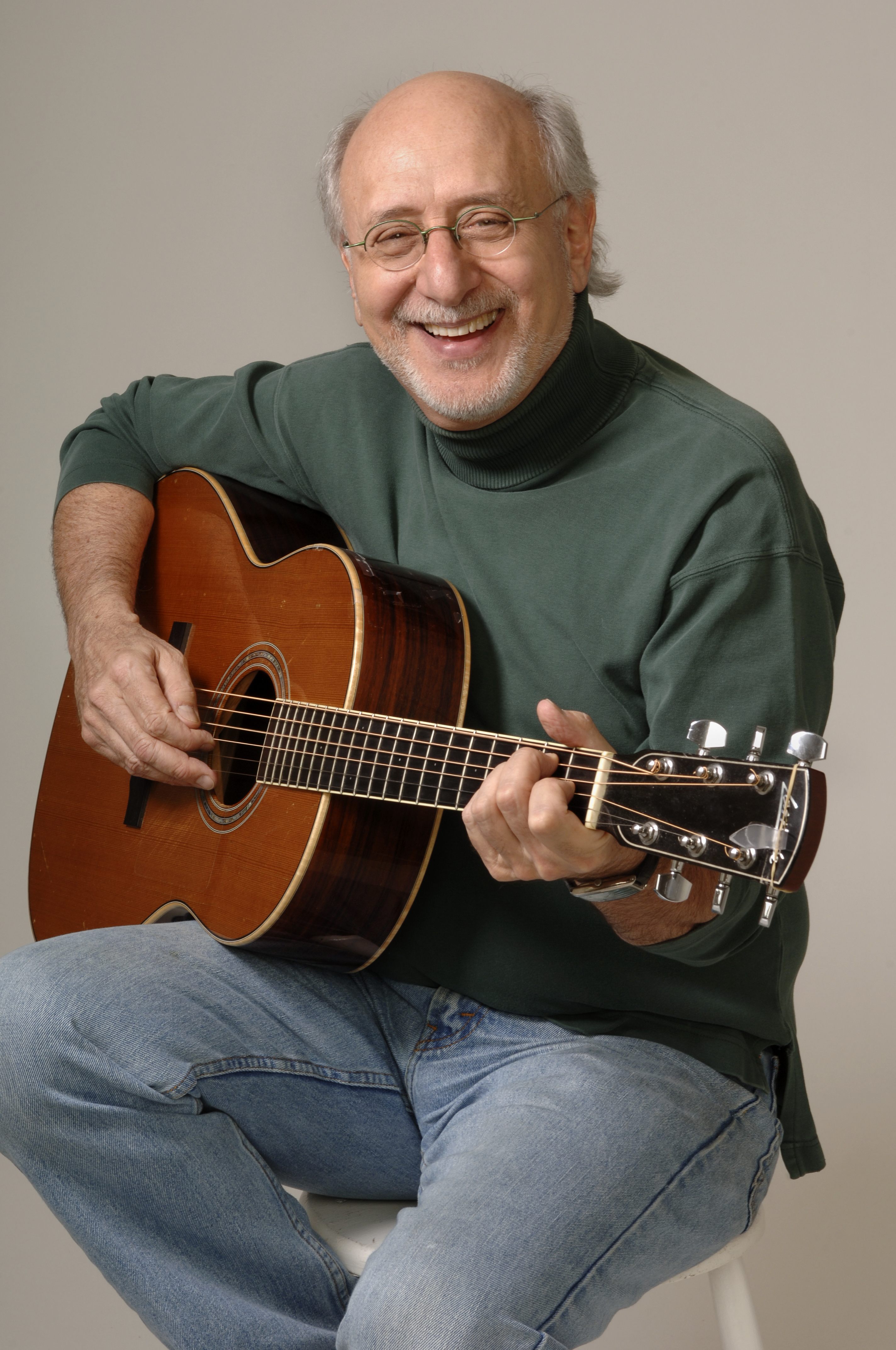 Peters The Spiritualist Tradition Peter Yarrow High Res Solo