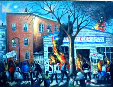 Teen Art Gallery Exhibit 31