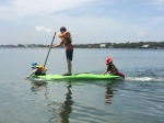 AFLOC StandUp Paddle Boarding