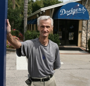 Longtime Dodger executive Billy DeLury worked at Dodgertown, Vero Beach during Spring Trainings for 57 years. It was his favorite place to visit.