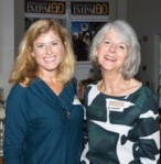 BrendaCetrulo with Past President LindaKnoll