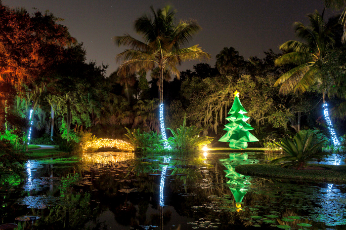 McKee Botanical Garden Announces Holiday Hours And Events