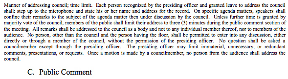 press council of india guidelines