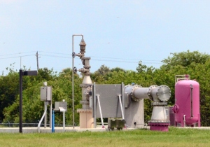 A $11 million dollar deep injection well built in 2011 enables Vero Beach to operate its water and sewer utility without discharging treated water or brine water into the Lagoon or canals. Currently, the well can handle 10 million gallons a day, but can be permitted for nearly twice that capacity.