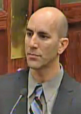 """County Attorney Dylan Reingold: """"We want to work with the City of Vero Beach…We do not what to have a fight with you guys."""""""