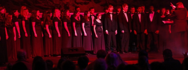 The Indian River Charger HIgh School Choir has been invited to sing at Carnegie Hall over Memorial Day weekend.