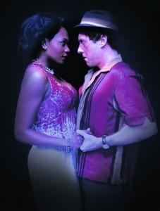 Kimber Sprawl as Felicia Farrell; Christopher Sutton as Huey Calhoun