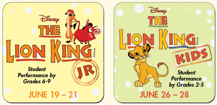 Riverside Childrens Theatre To Present Disneys The Lion