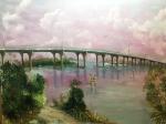 The Bridge by Barbara Landry.
