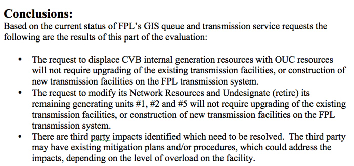 a study and statiosof fpl energy Fpl energy seabrook station letter nye-03013, chlorine transit study results for march 2003, dated july 7, 2003 this letter was submitted to the epa in accordance with the.