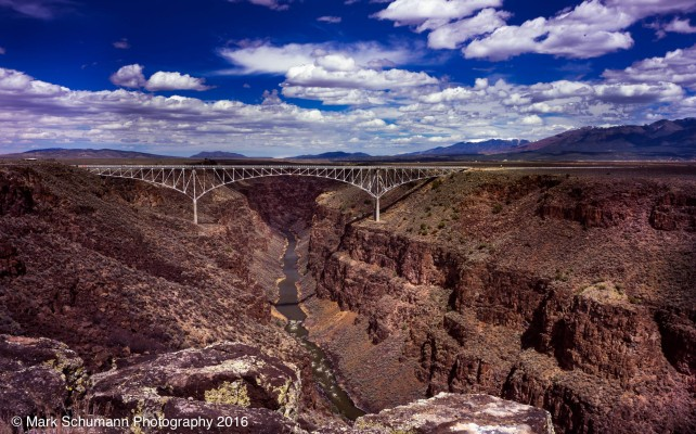 Rio Grande Gorge Bridge_041216