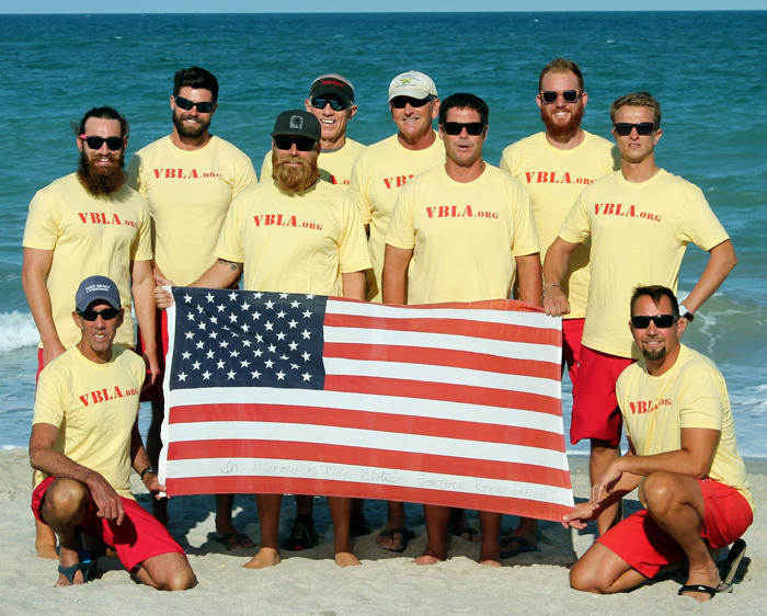 VBLA Lifeguard Competition Team