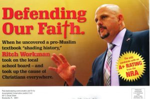 Is this an ad for a religious revivalist or a candidate for public office?