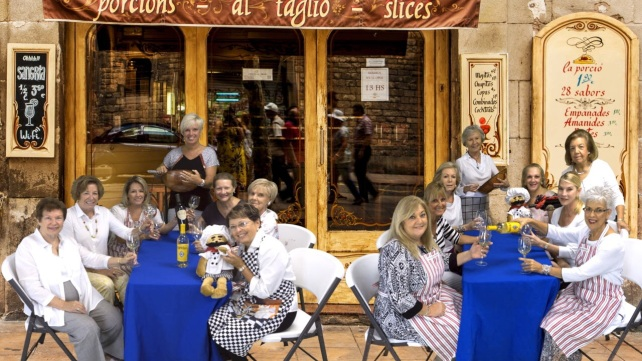 Hibiscus Wine & Dine Committee